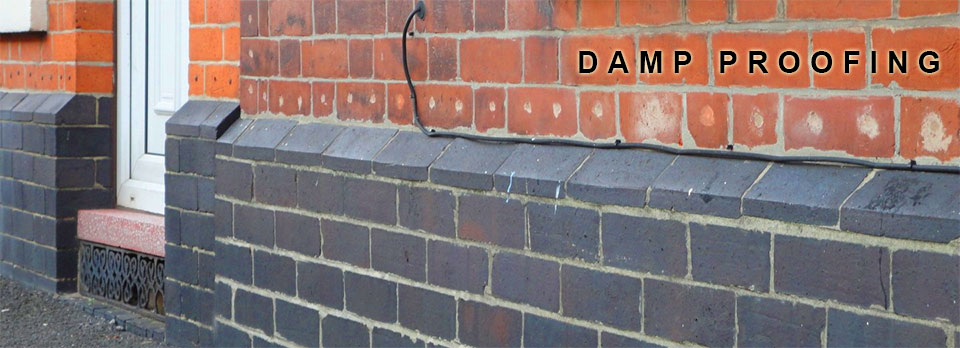 Damp Proofing in Taunton